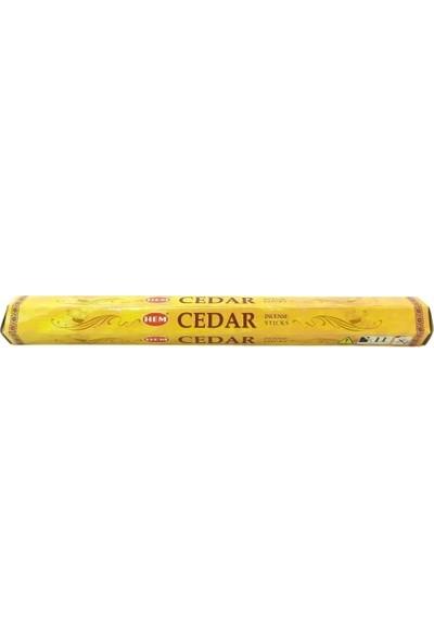 Euro Concepts Cedar 20 Çubuk Tütsü