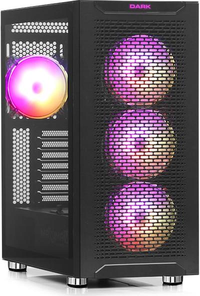 Teknobiyotik Intel Core i7 10700F 16GB 480GB SSD RTX 3070 Freedos Masaüstü Bilgisayar (DK PC 10700F 4)