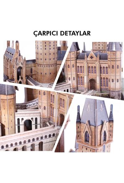 Cubic Fun Harry Potter Hogwarts Kalesi 3D Puzzle