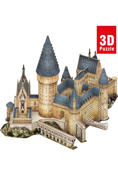 Cubic Fun Harry Potter Hogwarts Büyük Salon 3D Puzzle