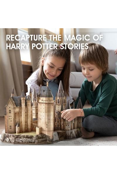 Cubic Fun Harry Potter Hogwarts Astronomi Kulesi 3D Puzzle