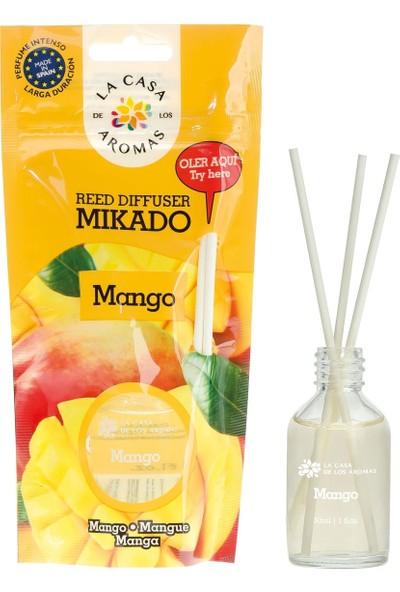 La Casa de los Aromas Mikado Mango Çubuklu Oda Kokusu 30 ml