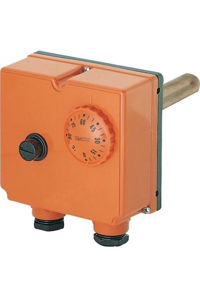 İmit 542714 Tlsc Kazan Termostatları 0-90°C, Çiftli Kazan Termostatı