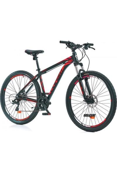Corelli Snoop 5.0 Dağ Bisikleti Mtb Erkek Hd Fren 21 Vites Kırmızı.