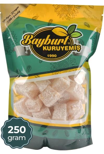 Bayburt Kuruyemiş Hindistan Cevizli Fındıklı Lokum 250 gr