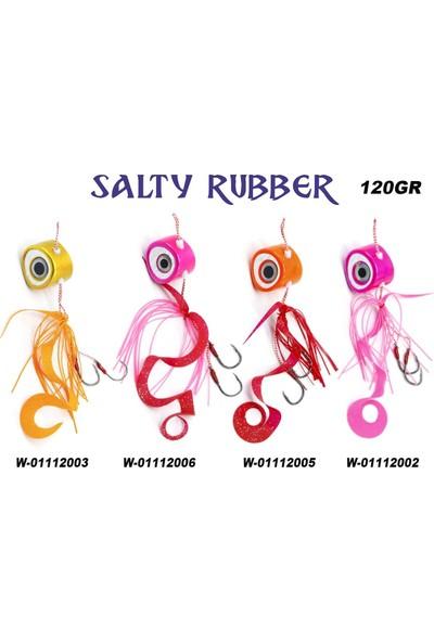 Fujin Salty Rubber 120GR Tai Rubber Set