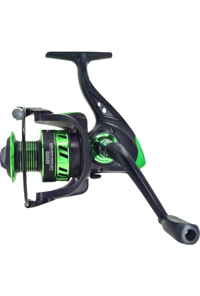 Camorex AD5000 Spinning Reel Professional Metal Olta Makinesi