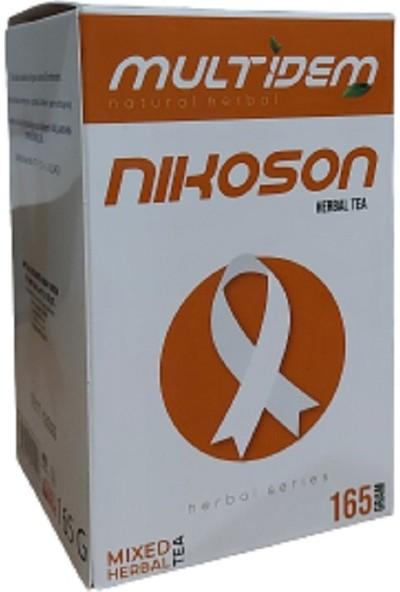 Multidem Nıkoson Herbal Tea 165 gr