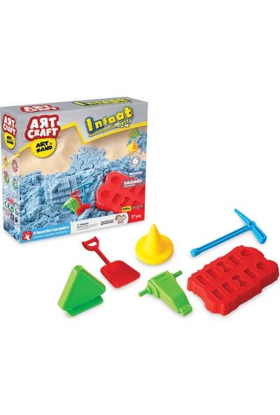 Fen Toys 03614 Inşaat Kumseti 500 gr Artsand