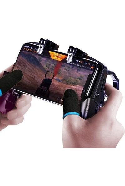 Madepazar Cep Telefonu Oyun Konsolu ve Parmak Eldiven Pubg Oyun Seti