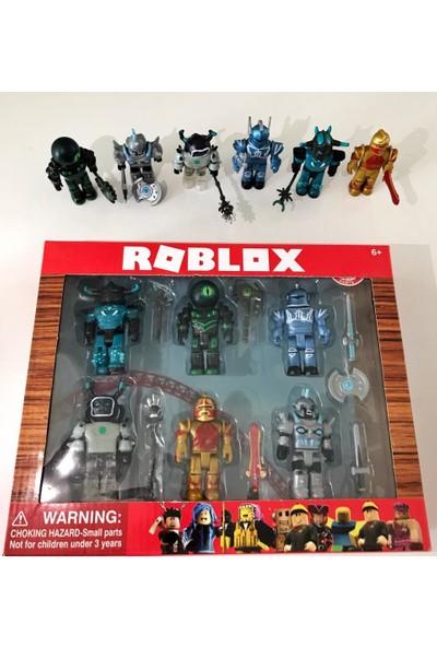 Kardelen Roblox 6 Lı Figür Seti
