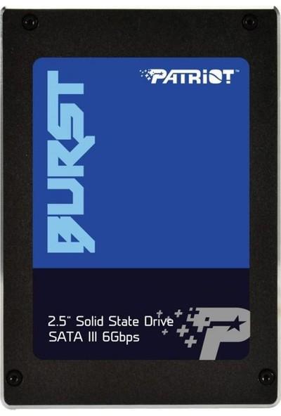 """Patrıot PBU960GS25SSDR 960GB Burst Sata 3.0 560-540MB/S 7mm 2.5"""" Flash SSD"""