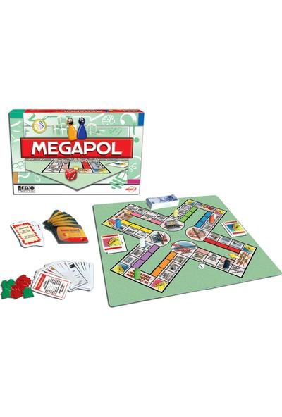 Ekip Oyuncak 1205 Megapol Emlak Ticaret Oyunu