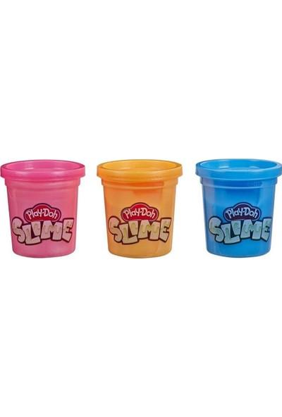Playdoh Play Doh Slime 3'lü Hamur E8789-E8810