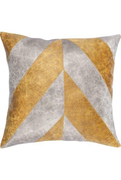 Incase Sunny El Yapımı Dekoratif Yastık 45 x 45 cm