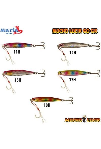 Maria Mucho Lucir Jig 45 gr - 15H