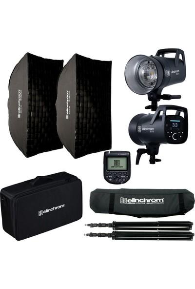 Elinchrom Elc 500 / 500 Ttl Kit2 Canon