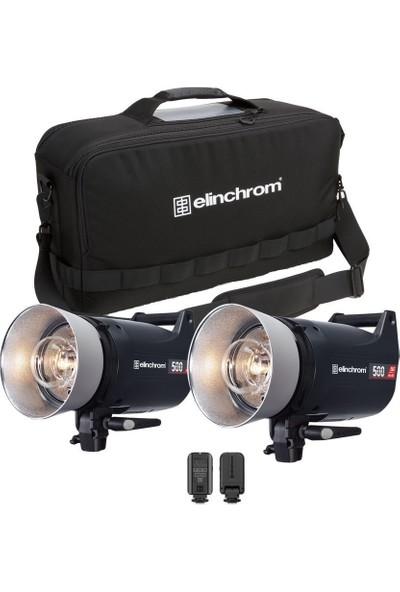 Elinchrom Elc Pro Hd 500 To Go Kit