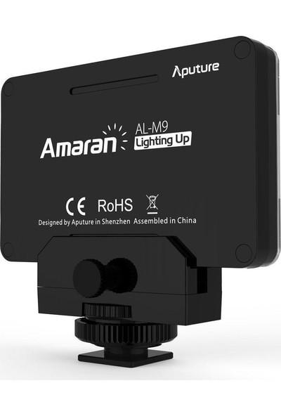 Aputure Al-M9 Mini LED Işık