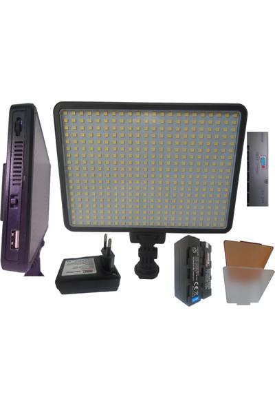 Pdx 396 LED Video Işığı