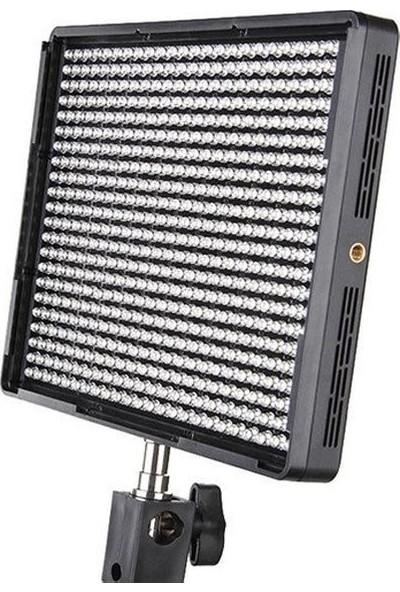 Aputure Amaran AL-528C Bi-Color LED (Pil Şarj Dahil Değildir)