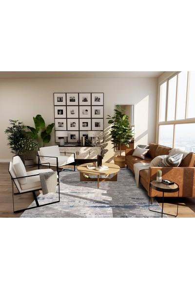 Premium Home Tempo Ph1005 Lacivert, 100x200--Karışık, Çok Renkli--Standart