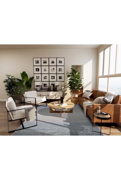 Premium Home Tempo Ph1006 Lacivert, 100x200--Karışık, Çok Renkli--Standart