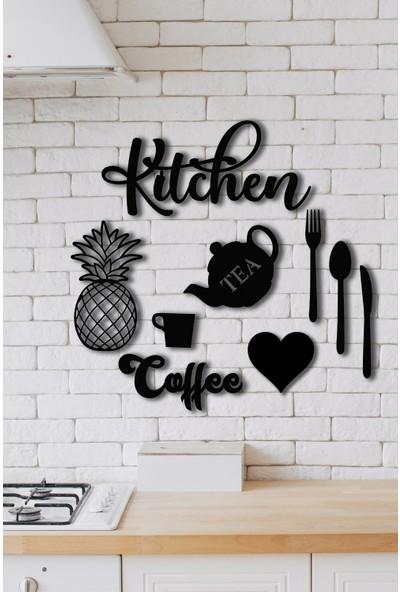 Nt Handmade Kitchen 9 Parça Duvar Konsepti
