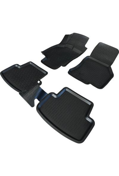 Wöller Honda Civic Fc5 Paspas 2016 2021 Arası 3D Havuzlu Wöller Paspas