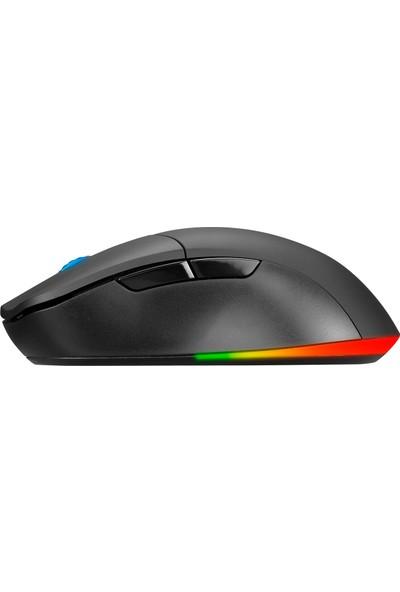 Rampage SMX-R89 X-Pıke Kablosuz/kablolu Rgb Ledli Şarjlı Mouse