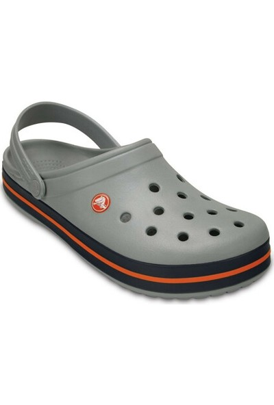 Crocs Crocband 11016-01U Lıght Grey Terlik 41-46