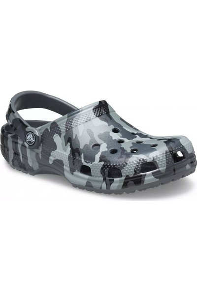 Crocs 206454-OIE Slate Grey Terlik 41-46