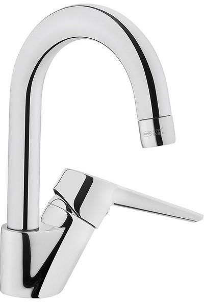 Artema Solid S Kuğu Lavabo, Eviye Mutfak ve Banyo Batarya Seti