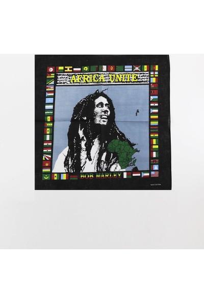 Bpm Pac Bandana Unisex Design Bob Marley