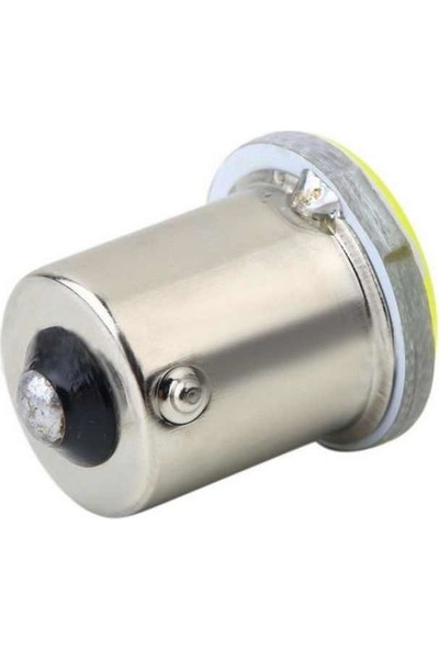 Gürler Oto Aksesuar BA15S Sinyal LED Ampül Geri Vites LED Beyaz 2ADET