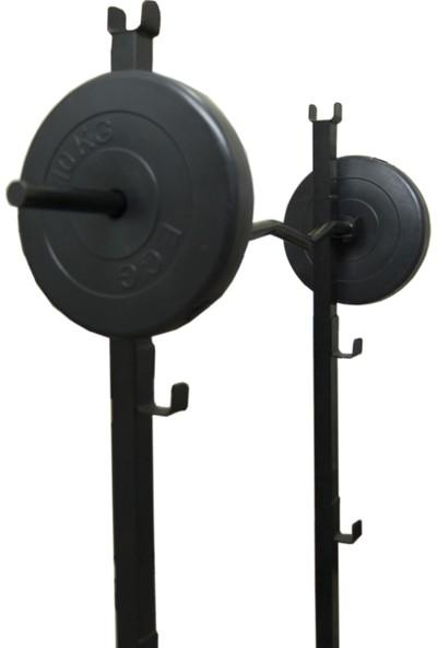 Presto Bnc-01 Bench Press Squat Halter Standı Sehpası