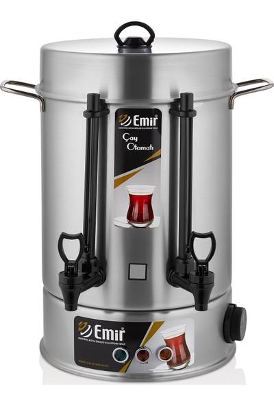Emir Gizli Rezistans Çay Makinesi 60 Bardak