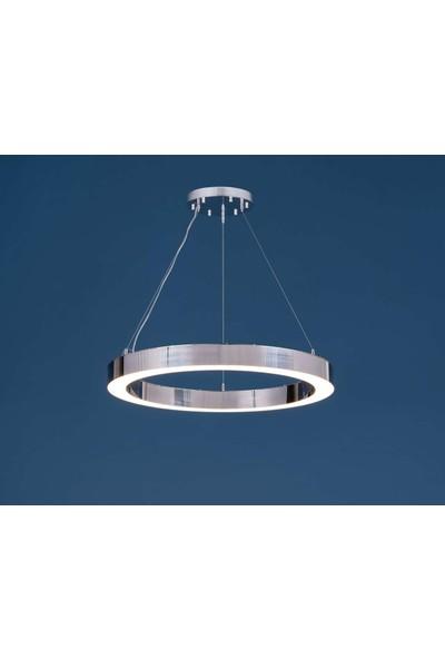 Bahar Aydınlatma Bahar Parlak Krom LED Sarkıt - 1099