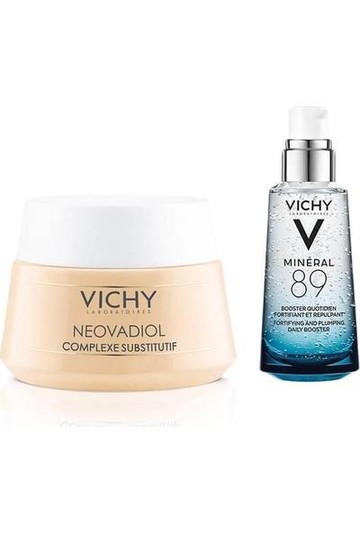 Vichy Neovadiol Pnm 50 ml + Mineral 89 Serum 30 ml Avantajlı Set
