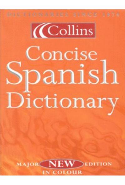 Collins Concise Spanish-English English -Spanish Dictionary