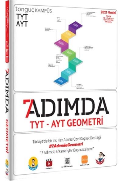 Tonguç Akademi Yayınları TYT - AYT 7 Adımda Geometri