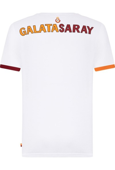 Gs Store Galatasaray Erkek Gs Büyük Logolu T-Shirt