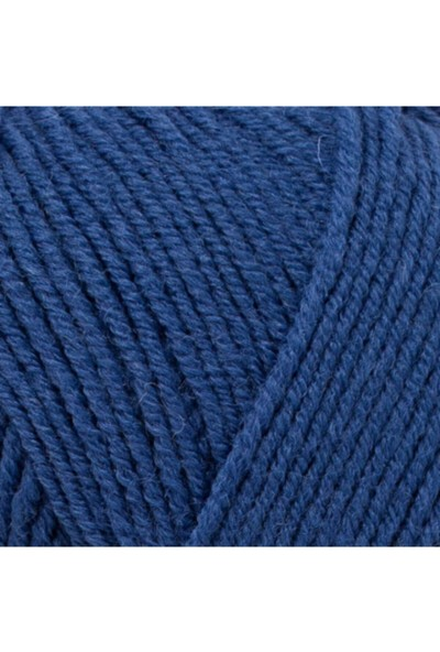 Kartopu Cozy Wool Sport Örgü İpleri Mavi