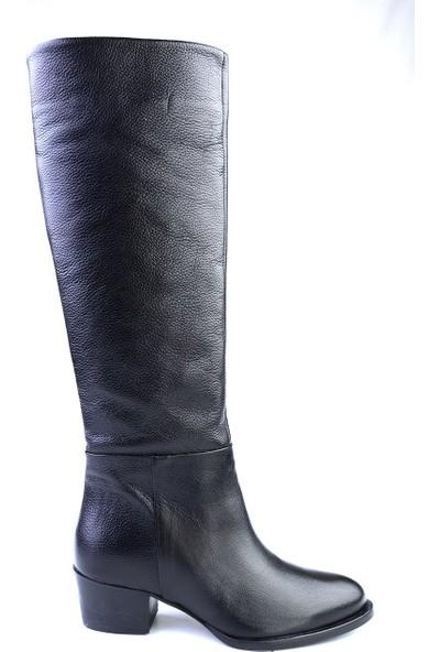 Bambi̇ Siyah Kadın Çizme G0429201303