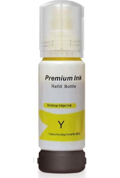 Perfix T103 Mürekkep Sarı 70 ml