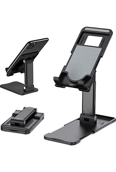 Powermaster Masaüstü Telefon Tablet Telefon Stand Tutacağı