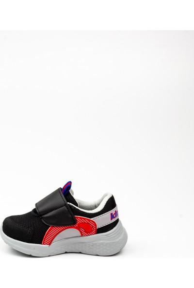 Kinetix 100586399 Strenx Siyah Çocuk Spor Ayakkabı