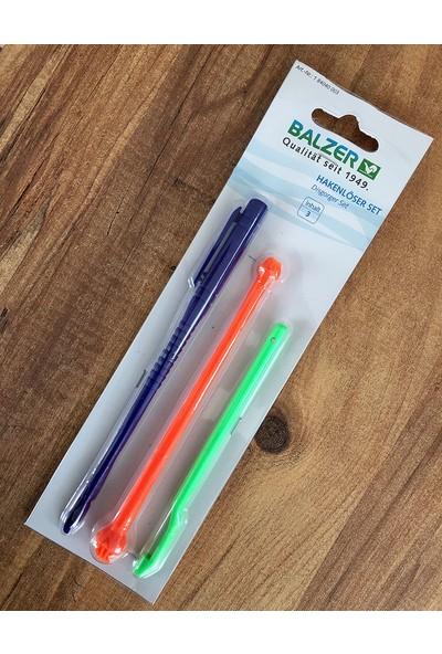 Balzer Iğne Çıkartıcı Plastik 3 Lü Set