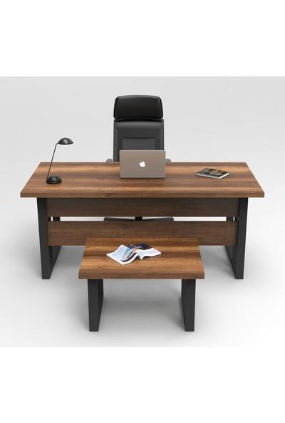 Robin Home Vivaldi Ab Ofis Büro Masa Takımı Masa + Sehpa Barok