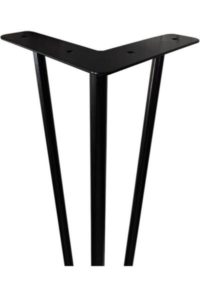 Cosargroup Masa Sehpa Kütük Ayağı 70 cm